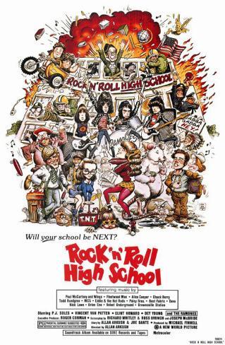 Rock'n'Roll High School Neuheit