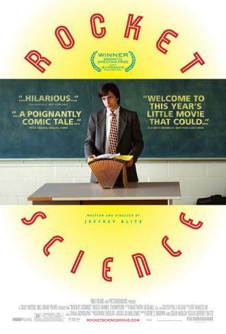 Rocket Science Doppelseitiges Poster