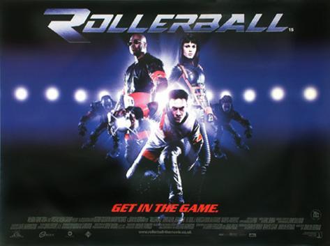 Rollerball Originalposter