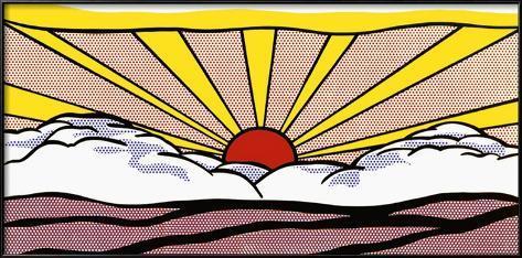 roy lichtenstein schilderijen