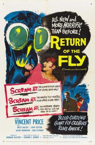 Rückkehr der Fliege, Die Neuheit
