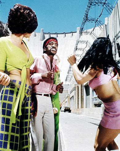 Sammy Davis Foto
