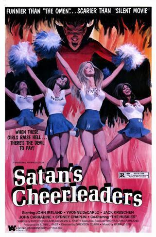 Satan's Cheerleaders Neuheit