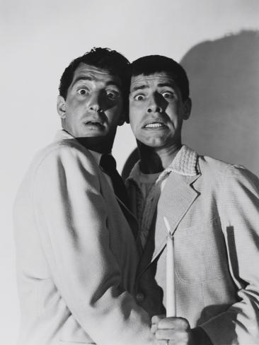 Scared Stiff, 1953 Fotografie-Druck