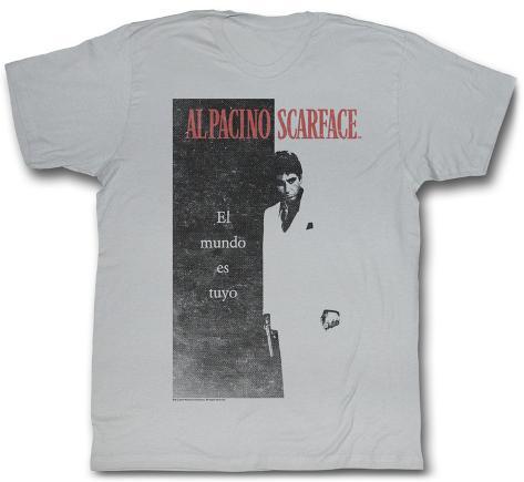 Scarface - El Mundo T-Shirt