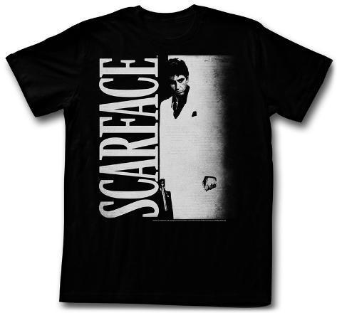 Scarface - Lotsowhite T-Shirt
