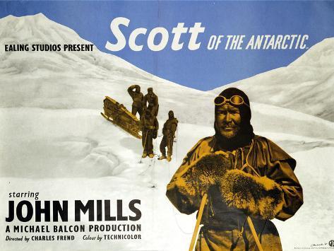 Scott of the Antarctic Kunstdruck