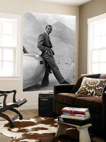 sean connery 007 james bond goldfinger 1964. Black Bedroom Furniture Sets. Home Design Ideas