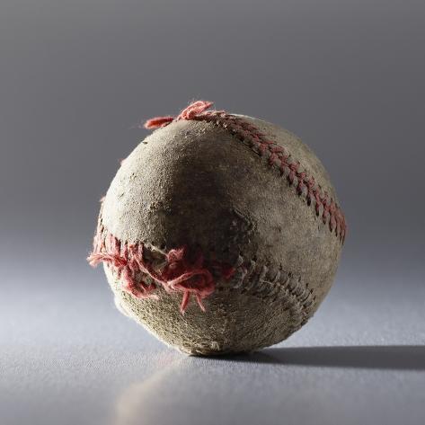 Baseball Fotografie-Druck