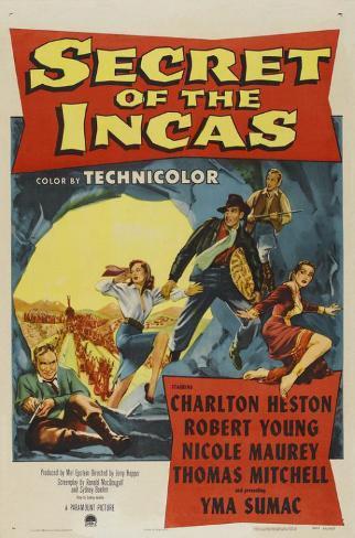 Secret of the Incas Neuheit