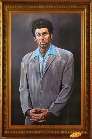 Seinfeld - Kramer Poster