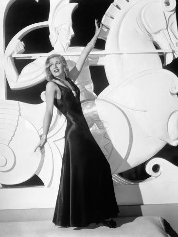 Shall We Dance, 1937 Fotografie-Druck