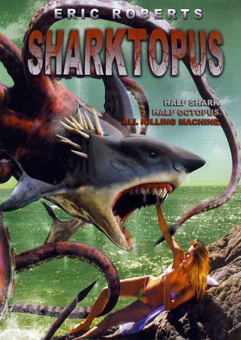 Sharktopus Neuheit
