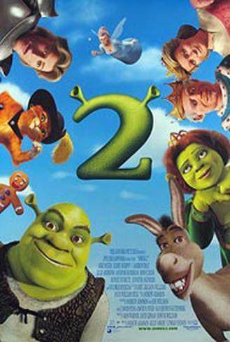 Shrek2– Der tollkühne Held kehrt zurück Originalposter