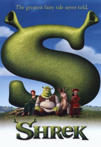 Shrek Neuheit