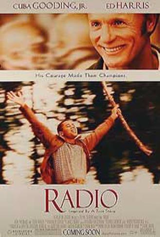 Sie nennen ihn Radio Doppelseitiges Poster