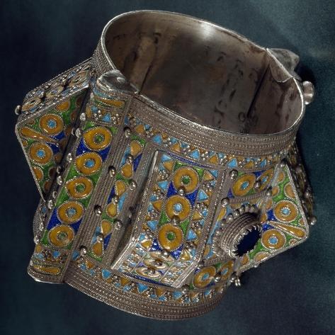 Silver Bracelet Giclée-Druck