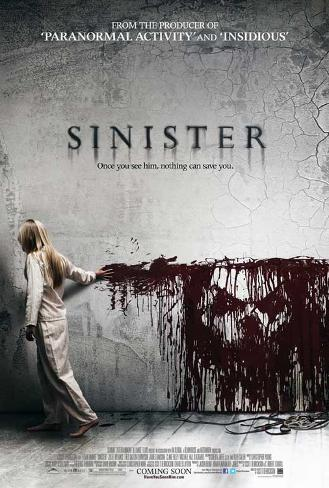 Sinister Movie Poster Neuheit