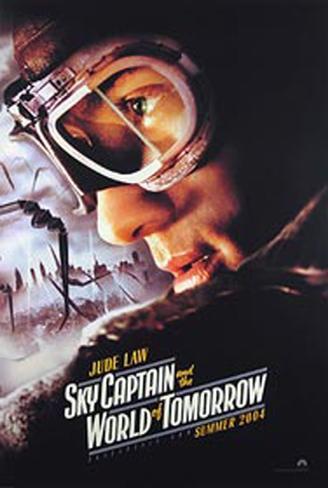 Sky Captain and the World of Tomorrow Originalposter