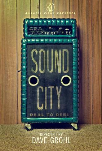 Sound City Movie Poster Neuheit