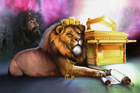 Ark of Covenant Giclée-Druck