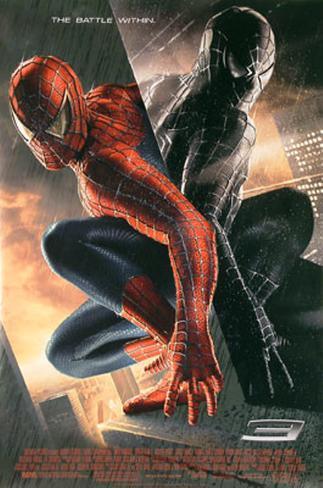 Spider-Man3 Originalposter