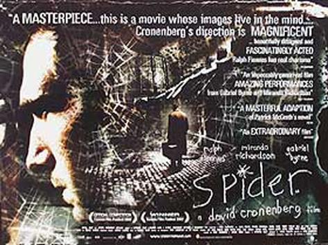 Spider Originalposter