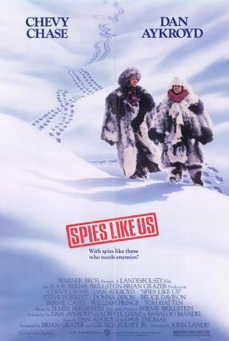 Spies Like Us Neuheit