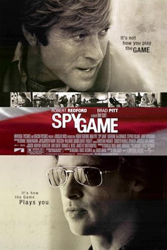 Spy Game – Der finale Countdown Originalposter