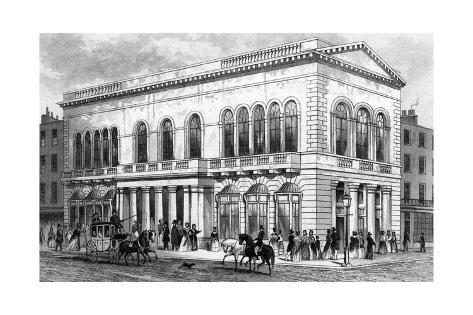 St James's Bazaar Giclée-Druck