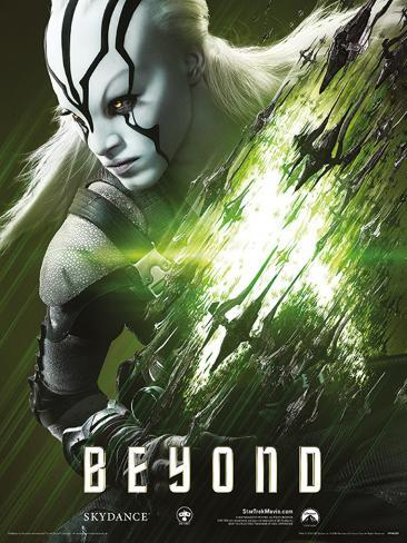 Star Trek Beyond- Jaylah Poster Mini-Poster
