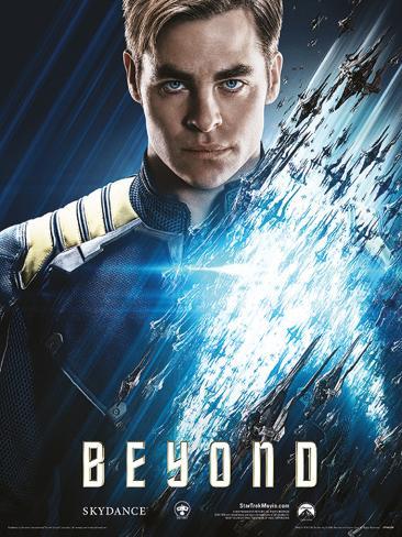 Star Trek Beyond- Kirk Poster Mini-Poster
