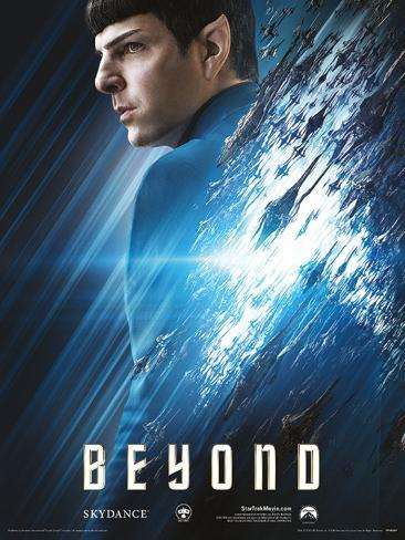 Star Trek Beyond- Spock Poster Mini-Poster