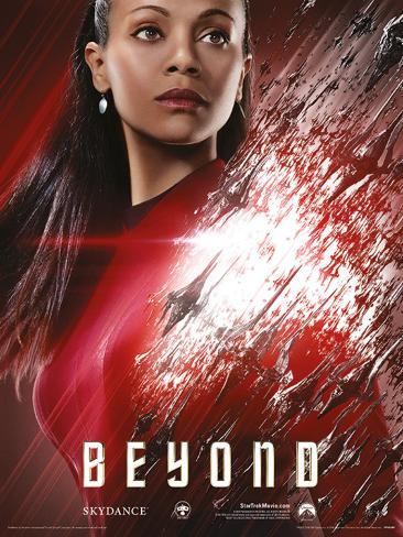 Star Trek Beyond- Uhura Poster Mini-Poster