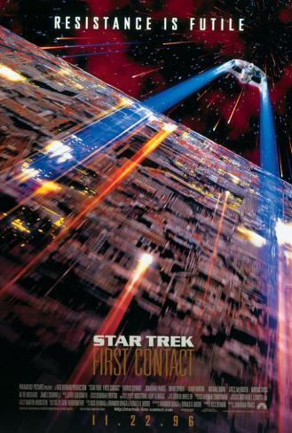 Star Trek: Der erste Kontakt Neuheit