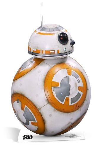 Star Wars Episode VII: The Force Awakens - BB-8 Pappfiguren