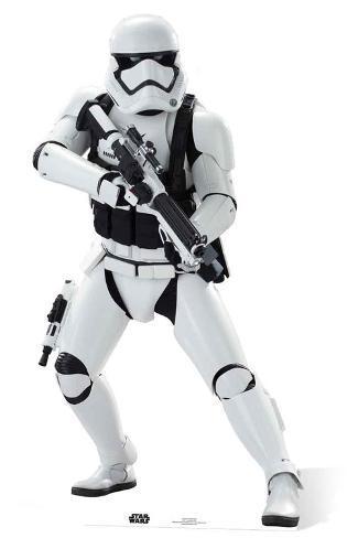 Star Wars Episode VII: The Force Awakens - Stormtrooper Pappfiguren