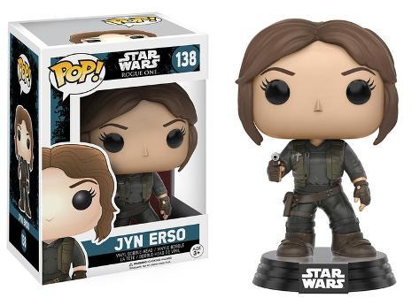 Star Wars Rogue One - Jyn Erso POP Figure Spielzeug