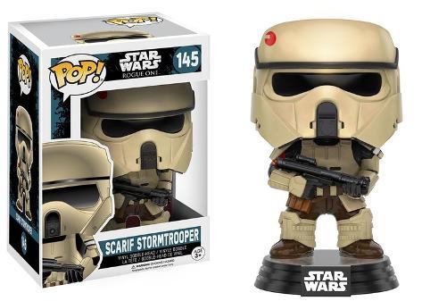Star Wars Rogue One - Scarif Stormtrooper POP Figure Spielzeug