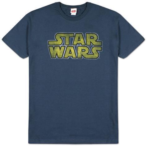 Star Wars  - Star Logo T-Shirt
