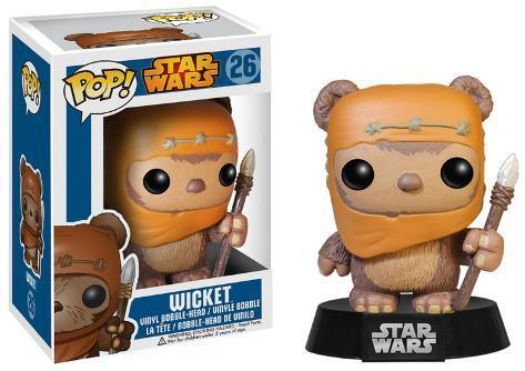 Star Wars - Wicket POP Figure Spielzeug