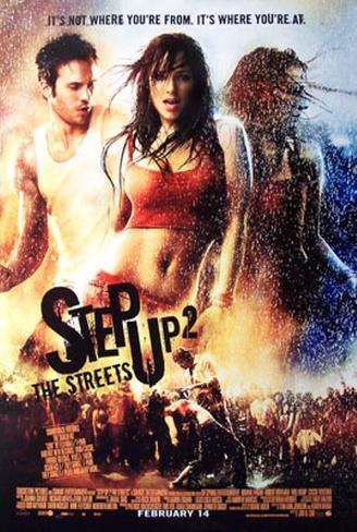 Step Up 2 The Streets Originalposter