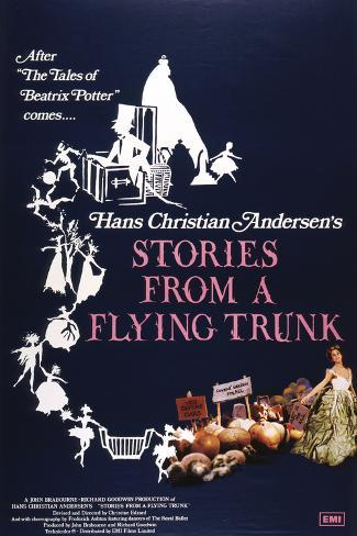 Stories from a Flying Trunk Kunstdruck