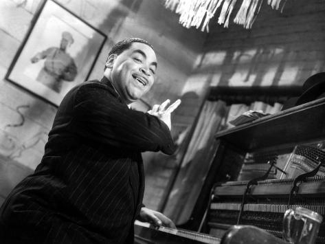 Stormy Weather, Fats Waller, (Real Name Thomas), 1943 Foto