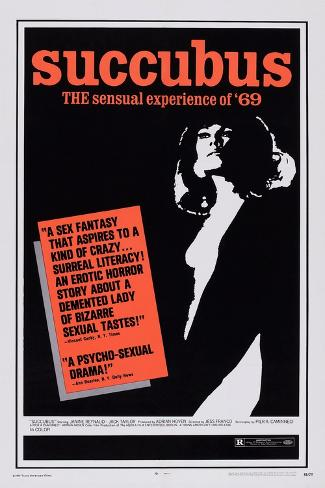 Succubus Kunstdruck