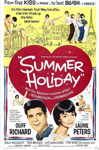Summer Holiday Kunstdruk