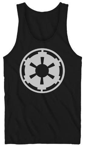 Tank Top: Star Wars - Empire Logo Trägerhemd