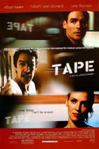 Tape Originalposter