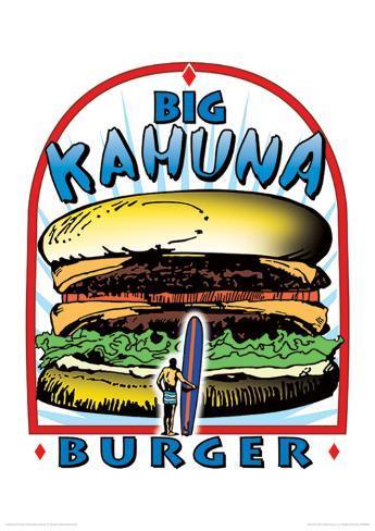 Big Kahuna Burger Reservoir Dogs