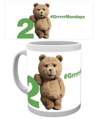 Ted 2 - Logo 2 Mug Becher